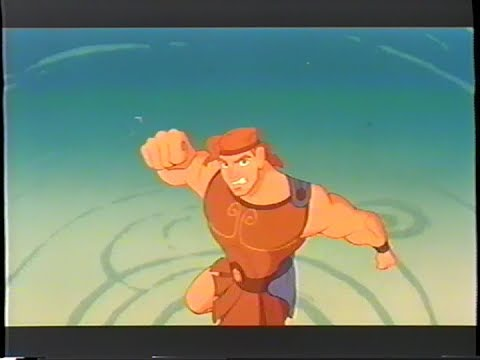 Hercules (1997) Trailer 2 (VHS Capture) - YouTube