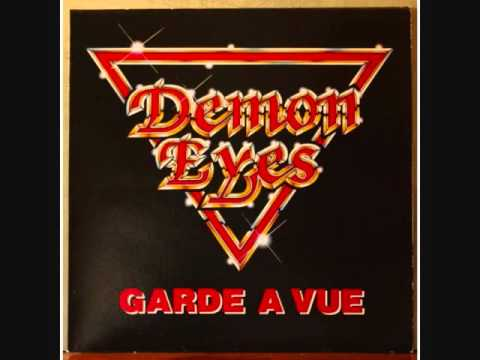 Demon Eyes - Garde à vue 1987 full album