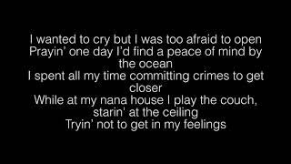 Rod Wave- Heart on Ice Lyrics