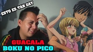 Video reaccion BOKU NO PICO Hentai/Gay/Pedofilo