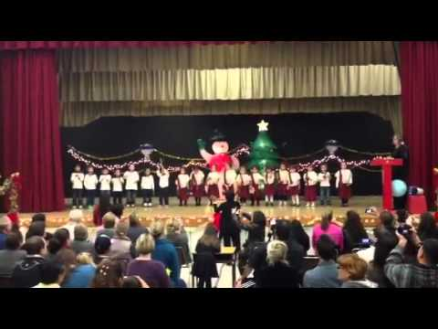 ABC Childrens Center - Xmas Pageant (Dinos)