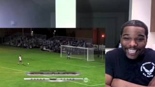 Top Soccer Shootout EVER With Scott Sterling REACTION!