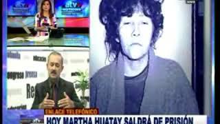 ENLACE TELEFONICO  CON  EL GRALR OTTO GUIBOVICH