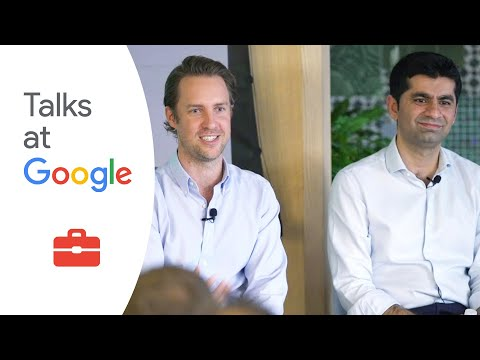 "Mudassir Sheikha and Magnus Olsson: ""Careem Co-Founders"" 
