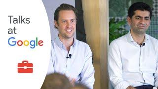 "Mudassir Sheikha and Magnus Olsson: ""Careem Co-Founders""   Talks at Google"
