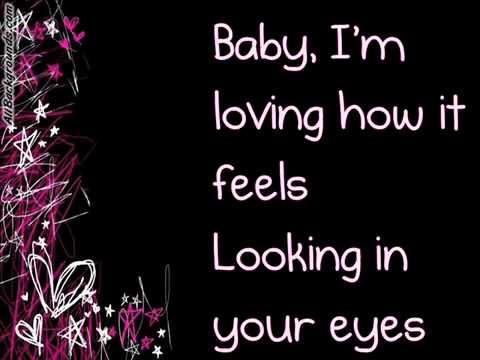 Keri Hilson Lose Control  Lyrics on Screen