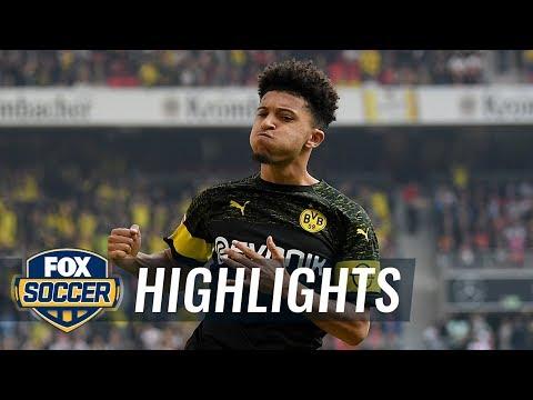 VfB Stuttgart vs. Borussia Dortmund | 2018-19 Bundesliga Highlights