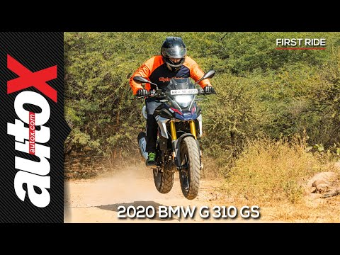 2020 BMW G 310 GS BS6: More than just the badge now? | Review | autoX