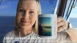 Tervetuloa tutustumaan Baltic Princessin uudistuksiin!