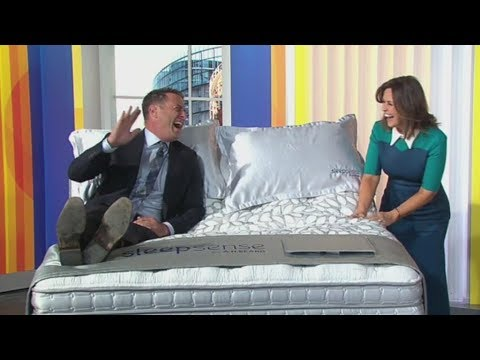 Tech savvy bed has Lisa and Karl in stiches