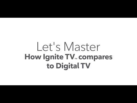 Rogers Ignite TV Voice Remote   Rogers IPTV