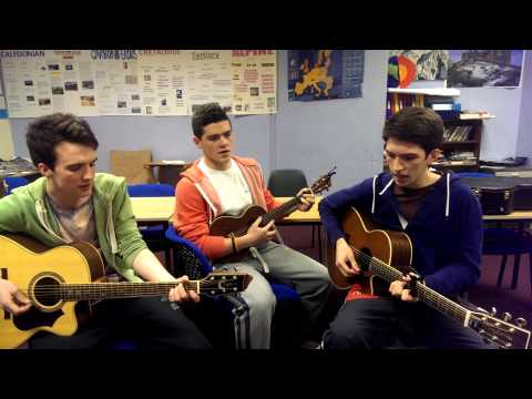 Riptide Vance Joy - cover by Macalla