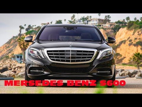 The most luxurious Mercedes! 2 million TL car: Maybach S600 review