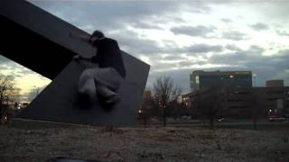 Michael Moritz, Parkour, An Hour at Sculpture Park