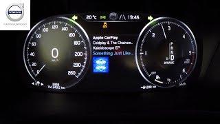 VOLVO XC60 '18 D4 AWD 190cv    Aceleración 0-100/120 Km/h