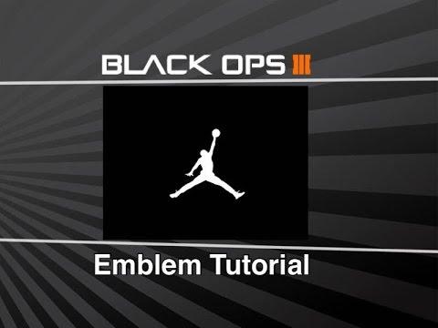 Black Ops 3 - Jumpman Emblem Tutorial
