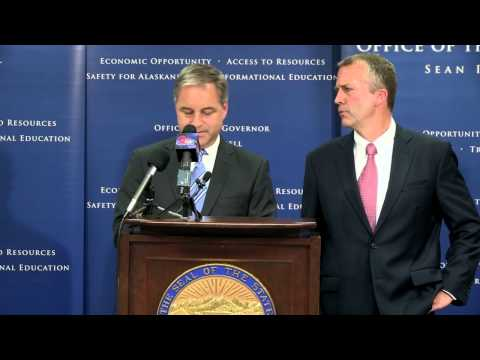 Governor Parnell Submits ANWR Plan