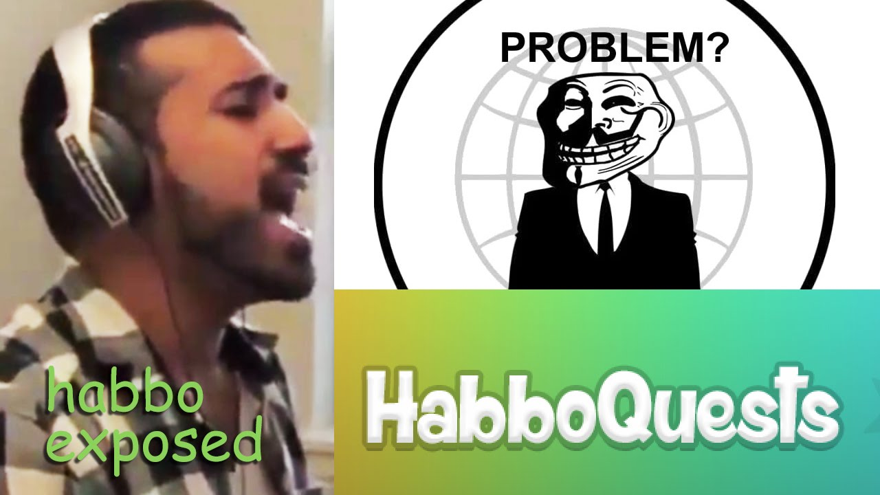 Ep 4: FieryCold, HabboQuests, Infiltration Club HABBO