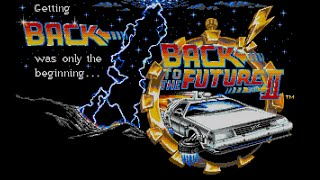 Amiga 500 Longplay [084] Back to the Future Part II