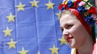 Ukraine Celebrates Europe Day: Ukraine's path for European integration still has far to run