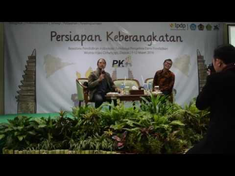 Sesi Materi PK59 LPDP RI Bersama
