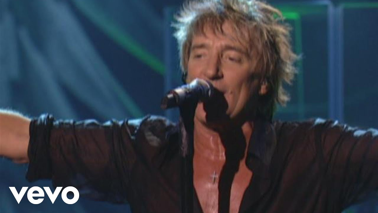 Rod Stewart Maggie May From It Had To Be You Youtube