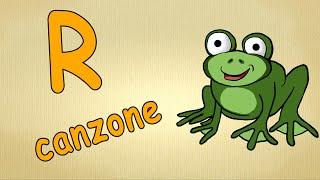 Italiano per bambini - La lettera R - pronunciare la lettera R