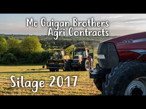 Mc Guigan Brothers Agri Contracts - Silage 2017 - RAMGen Ltd