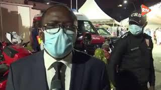 """DANHO Paulin : """"Nous devons être prêt pour poursuivre la lutte où Amadou Gon COULIBALY l'a laissé """"."""