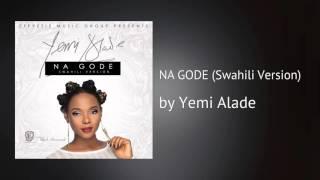 Yemi Alade   NA GODE Swahili Version AUDIO   YouTube