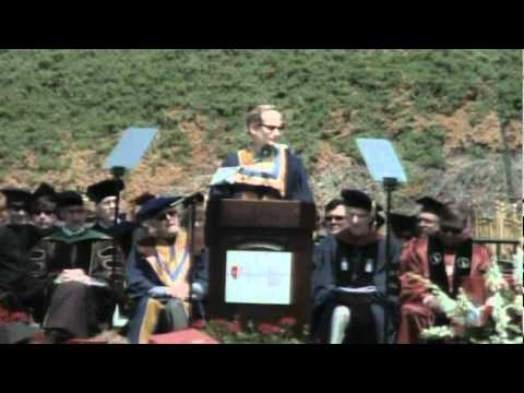 Commencement Address 2012: Glenn Dubin