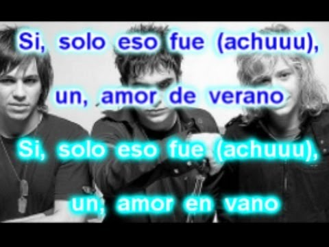 Airbag (Argentinian Band) – Amor de Verano Lyrics | Genius ...