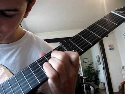 Eminem - Rock Bottom guitar cover