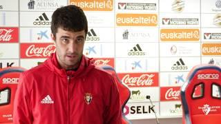 Sergio Amatriain | Previa C. A. Osasuna Promesas - Real Unión.