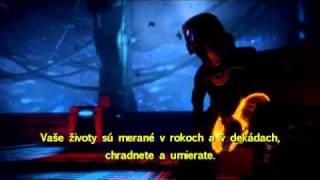 Mass Effect 3 ( Announcement - Oznam ) - sk titulky