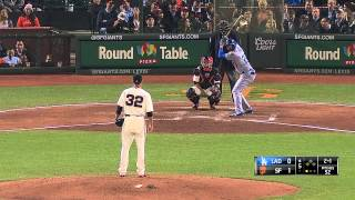 Giants vs. Dodgers 16.04.2014 [Full Game HD]