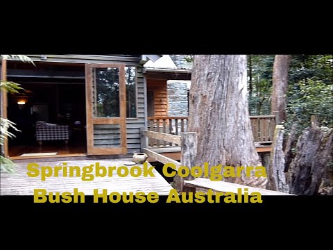 Springbrook Coolgarra Bush House - Queensland Australia
