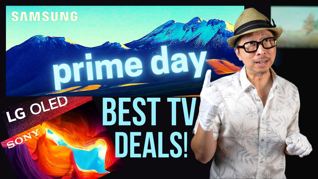 """2021 Prime Day TV Deals Start Now 55"""" 65"""" 75"""" 85"""" Sizes"""