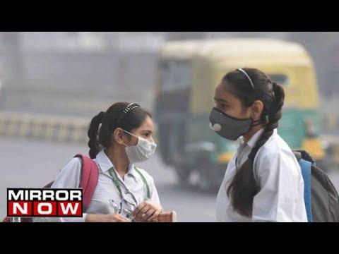 Delhi's pollution Woes: Delhi records air quality index at 373