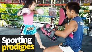 Child Sporting Prodigies Compilation | Future Sporting Legends
