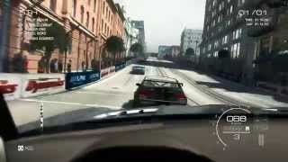 GRID Autosport Benchmark 1080p Ultra on MSI GT70 Dominator Dragon-2202