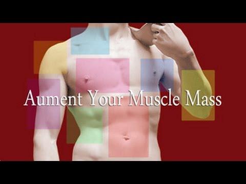 Augment Your Muscle Mass (mental technique)