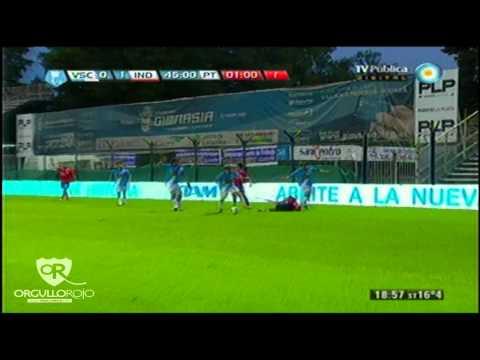 Resumen De Villa San Carlos 0 - Independiente 1 - Orgullo Rojo