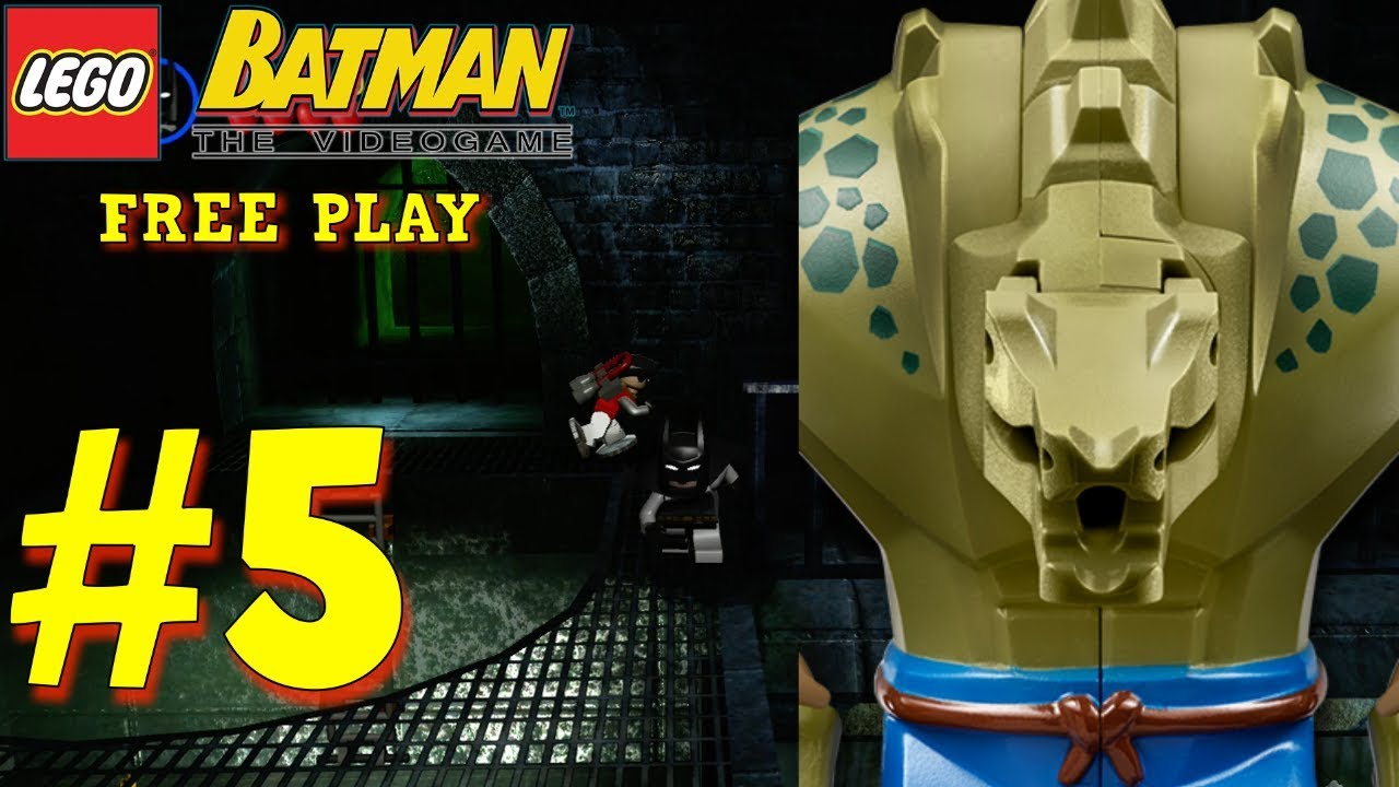 LEGO Batman: The Videogame - Under the City - FREE PLAY ...