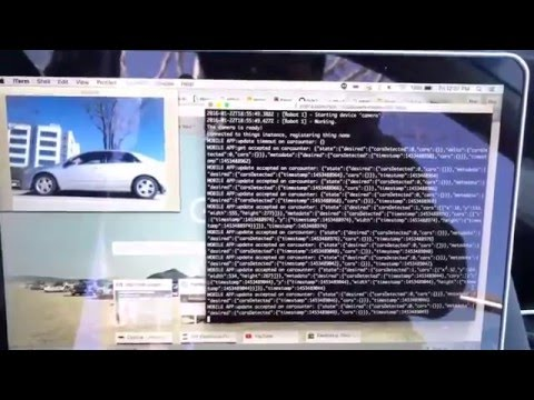 Motion detection and home surveillance using OpenCV and the