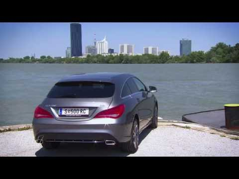 2016 Mercedes CLA Shooting Brake - Testbericht