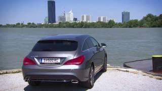 2016 Mercedes CLA Shooting Brake - Testbericht