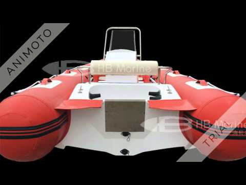 China Rigid Inflatable Boat HB470, By HB Marine Boat Manufacturer