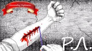"""""""Реакции Летсплейщиков"""" на Выдирание Вены из Neverending Nightmares 18+"""