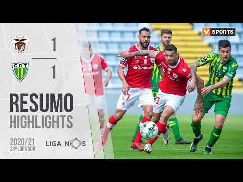 Santa Clara Tondela Goals And Highlights